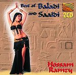 Best of Baladi and Saaidi - Double CD