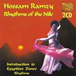 Rhythms of the Nile - Introduction to Egyptian Dance Rhythms 2 CDs